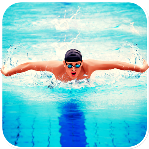 Real Pool Swimming Water Race 3d 2017 - Fun Game