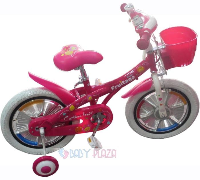 Xe đạp trẻ em 16-392 có nhạc đèn 4