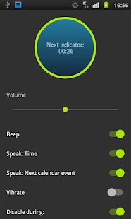 Pocket Time Sprechender Timer Screenshot
