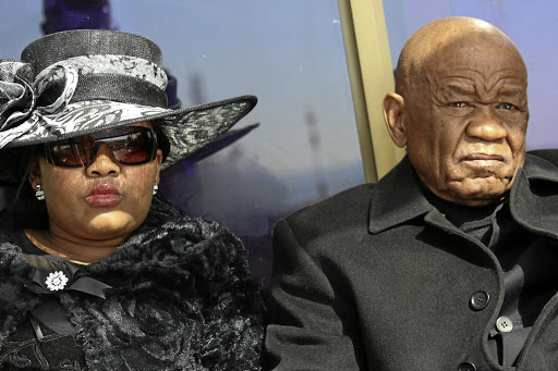 Lesotho 1st lady's rise to infamy