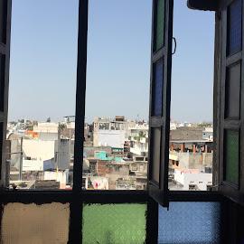 Rajasthan by Deepa Bhatia - City,  Street & Park  Skylines