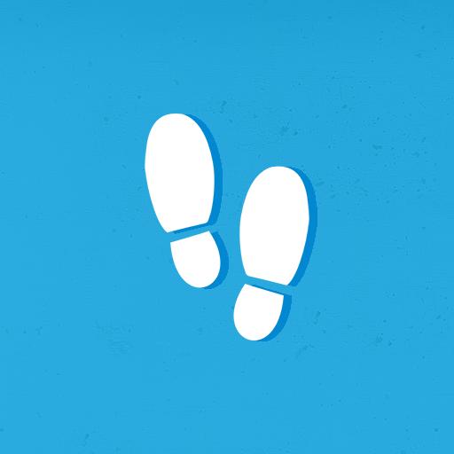 計步器及步行計算器 健康 App LOGO-硬是要APP