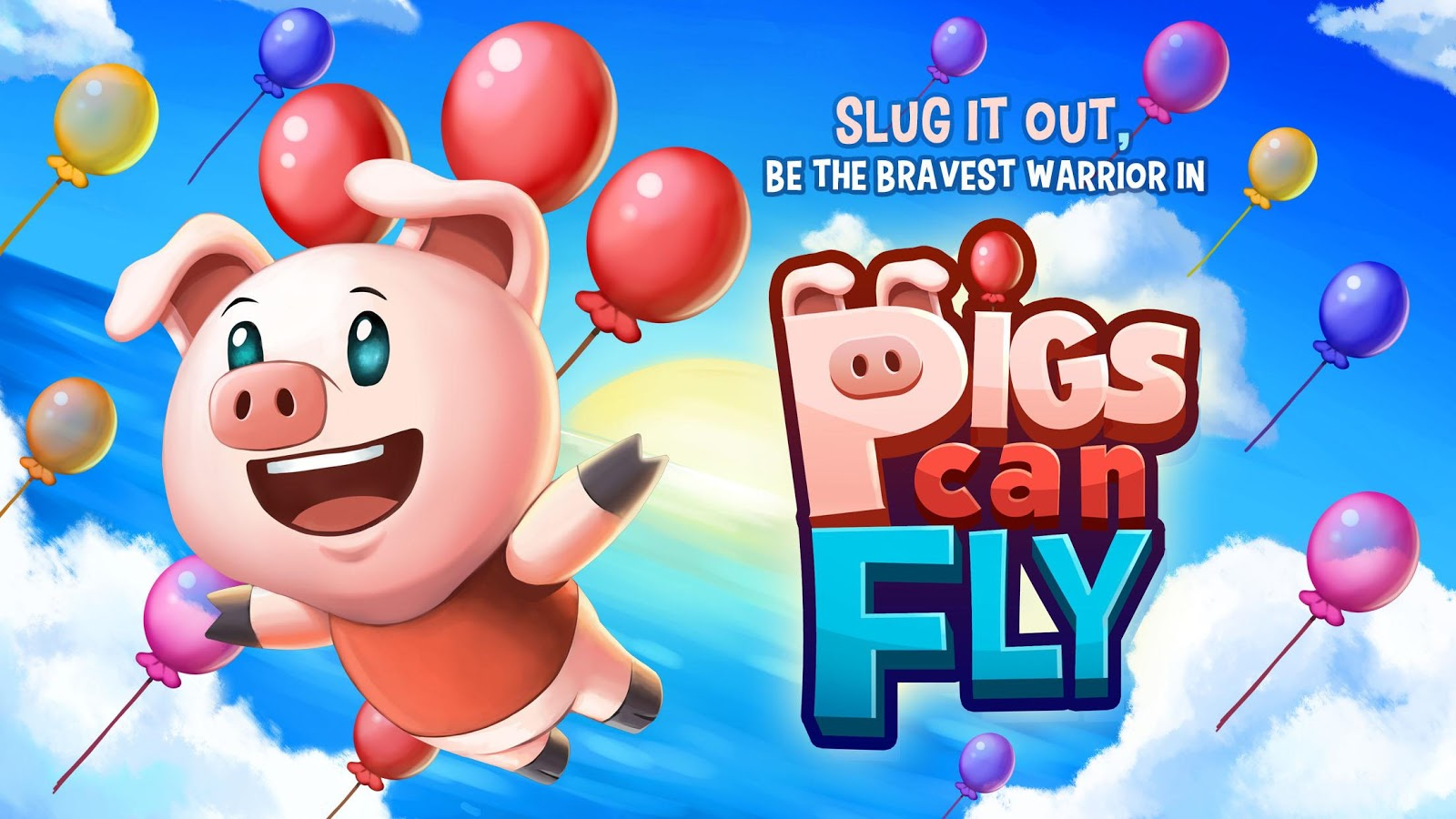 Pigs Can Fly- screenshot