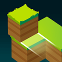 Stack the Cubes: build & craft the tower of blocks icon