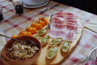 Photo: Un ottimo pranzo.....