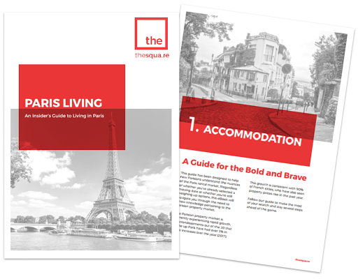 Paris Relocation Services: Accommodation