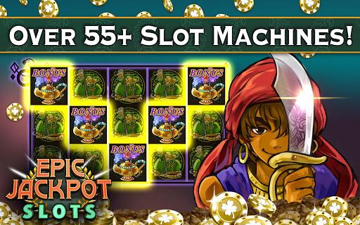 Slots: Epic Jackpot Free Slot Games Vegas Casino  {cheat|hack|gameplay|apk mod|resources generator} 2