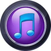 Purple Player Pro: Music Player App