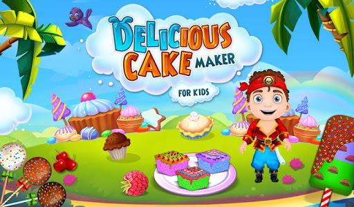 Delicious Cake Maker For Kids