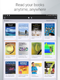 Yuzu eReader- screenshot thumbnail