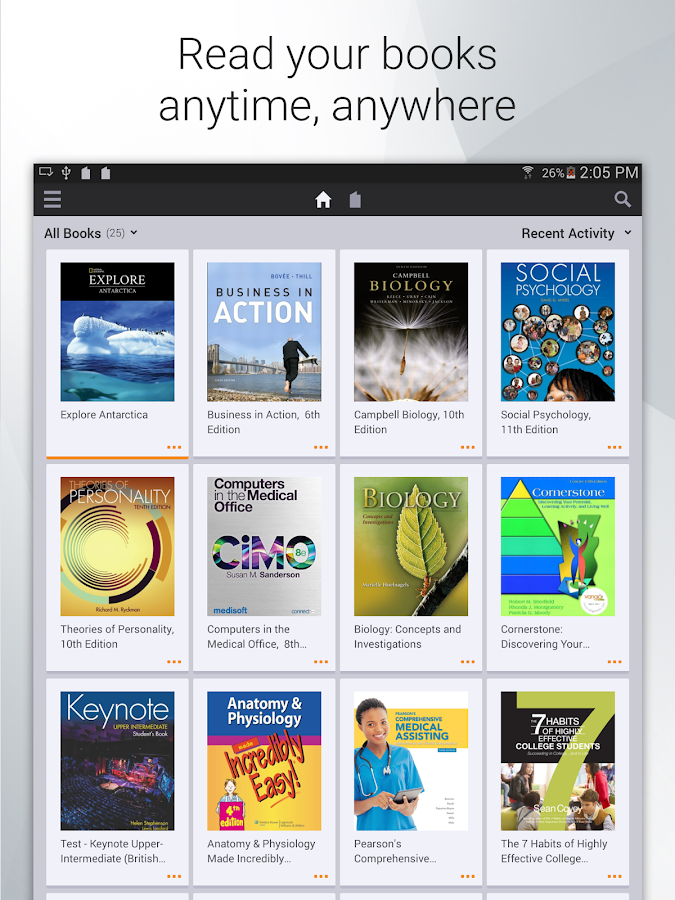 Yuzu eReader- screenshot