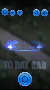 ToDayCar - náhled