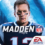 Madden NFL Football Icon