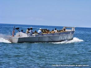 Photo: Higgins boat