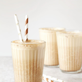 Coffee Date Shake with Cardamom & Vanilla (Video).