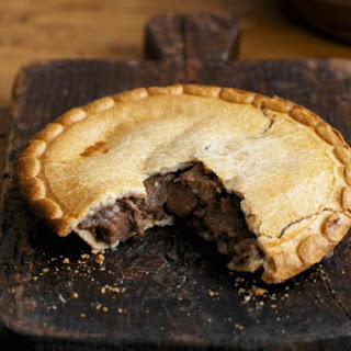 English Beef Pastry Pie