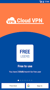 Cloud VPN - Proxy Server - Unlimited - náhled