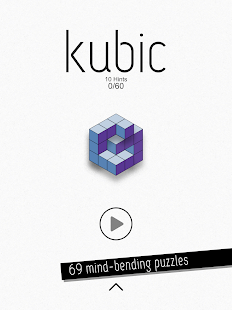 kubic- screenshot thumbnail