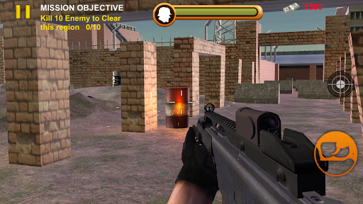 Commando Fury Cover Fire - action games for free 1.0.1 screenshots 9