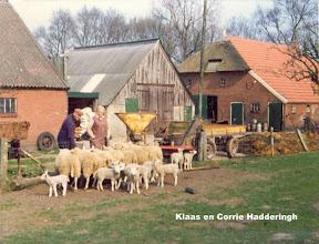 Photo: Kerkweg 2 bij Klaas en Corrie Hadderingh