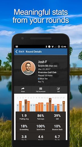 Riverview Golf Club 2.20 screenshots 3