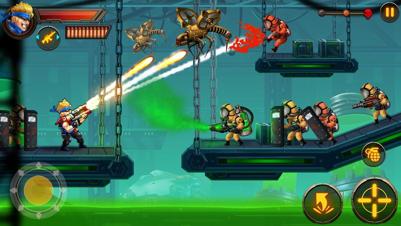 Metal Squad v1.3.1 [Mod]