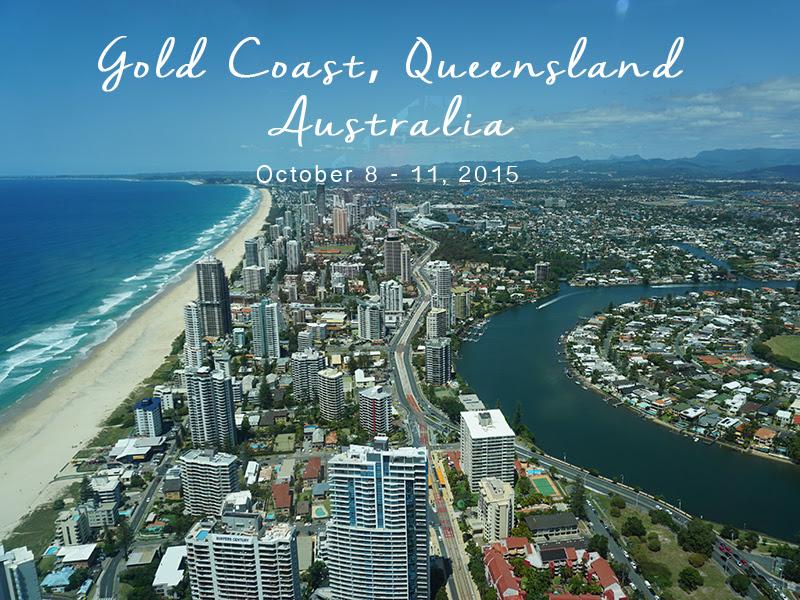 2015 October Travel: Gold Coast, Queensland
