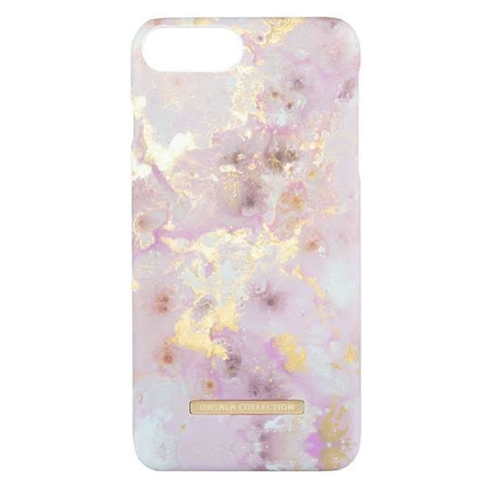 Onsala collection mobil Ccover shine rosegold marble iPhone 6/7/8 plus