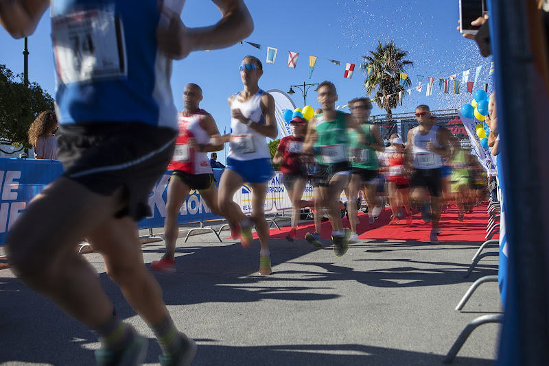 Running In Forte di FrancescoPaolo