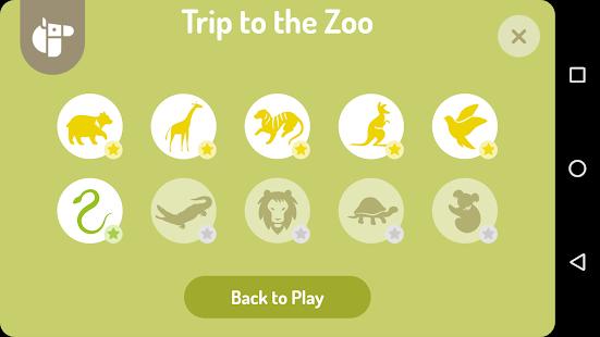 Piccoli Zoo - náhled
