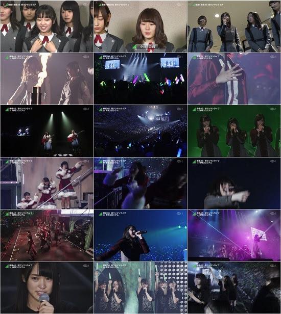(TV-Music)(1080i) 欅坂46 初ワンマンライブin有明コロシアム TV初放送!!独占!!超レア舞台ウラ映像 170326