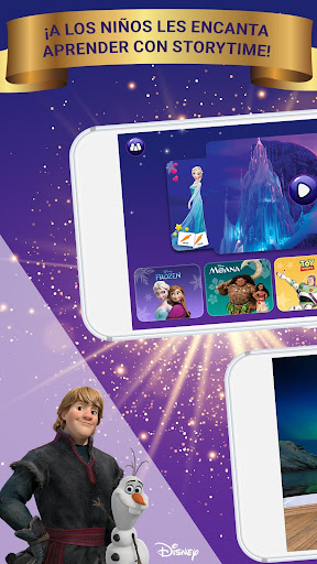 Learn English with Storytime Powered by Disney 1.1.23 screenshots 1