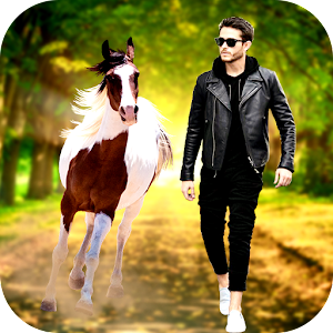 Tải Horse Photo Frame APK
