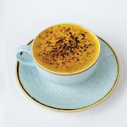 Liquid Gold Latte