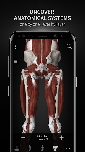 Anatomyka - Interactive 3D Human Anatomy 1.1.1 screenshots 7