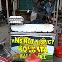 Kolkata Kathi Roll, Karol Bagh, New Delhi logo