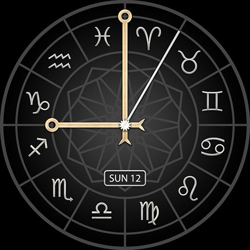 Zodiac, Horoscope Watch Face screenshot 4