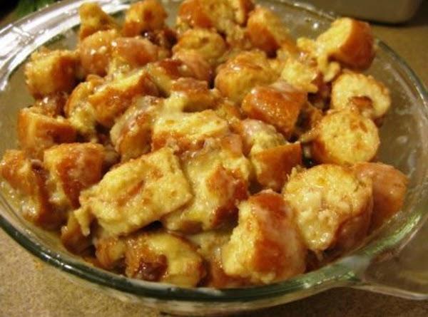 Bread Pudding W/ Bourbon Sauce Recipe