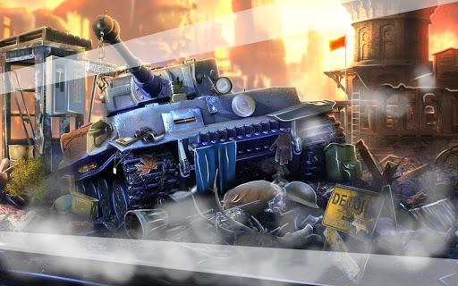 Guerre Jeux Objet Trouvé  captures d'écran 2