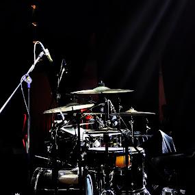 Drummer by Wahyu Tri - Artistic Objects Still Life