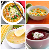 500+ Soup Recipe Eng