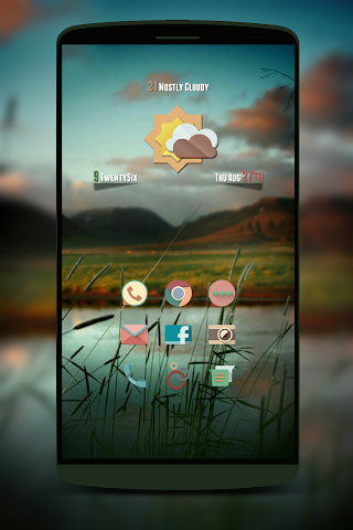android RETRORIKA ICON PACK Screenshot 6