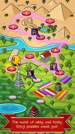 EmojiNation - emoticon game screenshot 2