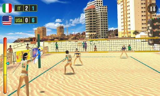Real VolleyBall World Champion 3D 2018 1.01 screenshots 2