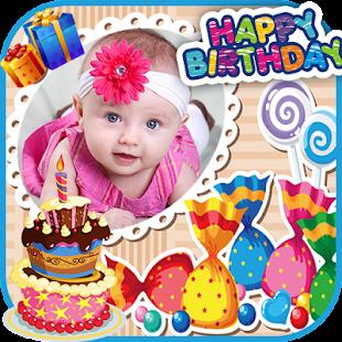 Happy Birthday Photo Frame Editor Apps On Google Play