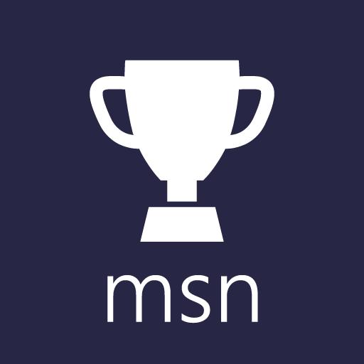 MSN Sports - Scores & Schedule Icon