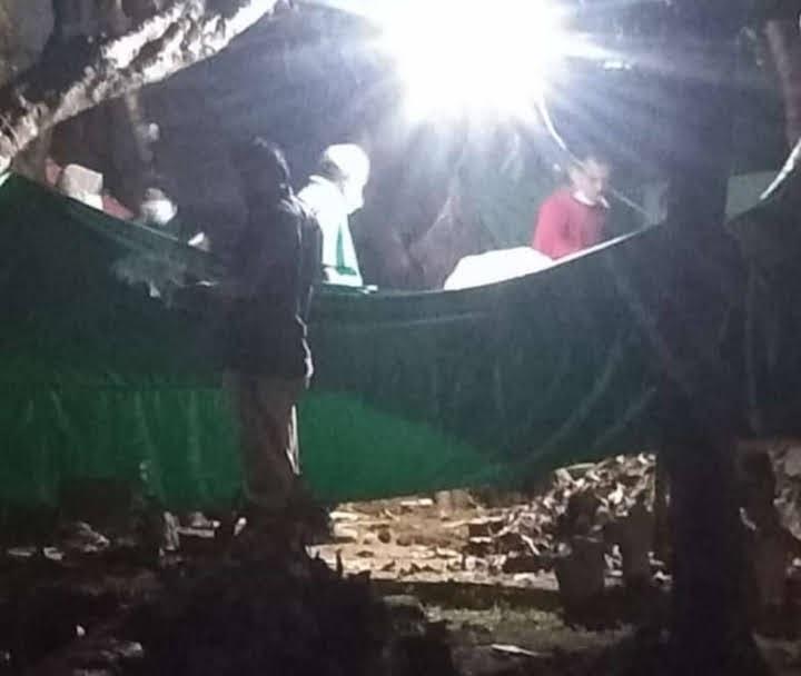 Kuburan Misterius,Yang Dibongkar di Mojokerto Berwujud Zigot