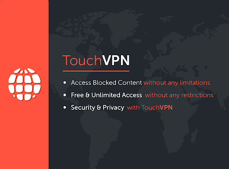 Touch VPN - Secure and unlimited VPN proxy