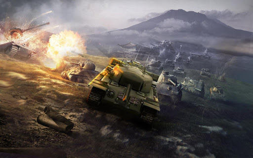 Extreme Tank World Battle Real War Machines Attack for PC
