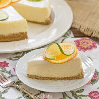 Margarita Cheesecake #ProgressiveEats